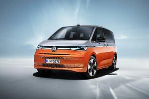 【7人乗りの新しい選択肢】新型フォルクスワーゲン・マルチバン 欧州発表 PHEVも設定