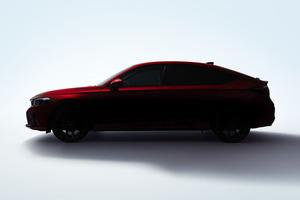 ホンダ 11代目新型「シビック」をホームページで先行公開