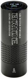 ブリッド、除菌脱臭器「エアバスターポータブルブリッドエディション」発売 ドリンクホルダーに設置可能