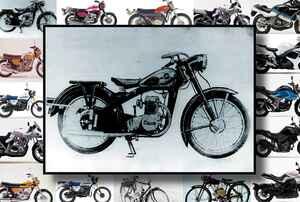 国産量産車で初めて『スピードメーター』が搭載されたバイクはコレだ!【スズキのバイク今昔辞典 Vol.003/コレダCO(1954年)】