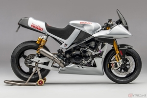 チーム・クラシック・スズキ 2008年製「GSX-R1000」をベースにした「KATANA」カスタム公開 その内容とは?