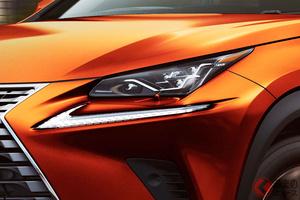 レクサス新型SUV「NX」はどんな姿で登場する? 7年ぶり全面刷新で変化したポイントは