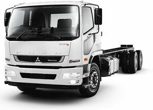 三菱ふそう、オーストラリア向けラインアップ強化 中型「ファイター」と大型「ショーグン」の新型トラック投入