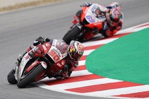 【MotoGP第7戦カタルーニャGP】世界戦に挑む中上選手 ペナルティを科された苦しいレースながらも13位完走を果たす