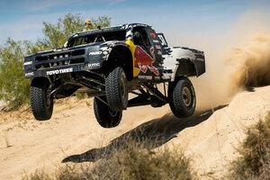 【過酷】飛ぶ、耐える、走る! 本格オフロードレース マシンを支えるオープンカントリー