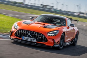 【量産AMG最強の730ps】メルセデスAMG GTブラックシリーズへ試乗 新V8搭載 前編