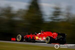 フェラーリ、最新アップデートでマシンの進歩を確信「正しい方向に向かっている」