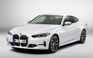 大きな縦型キドニーグリルを組み込んだ新型BMW4シリーズが日本上陸