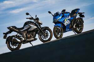スポーツバイクだけど快適性は? ゆっくり走ってもスズキ『ジクサー250』と『ジクサーSF250』って楽しめる?【SUZUKI GIXXER SF250/GIXXER 250 ツーリング比較インプレ 前編】