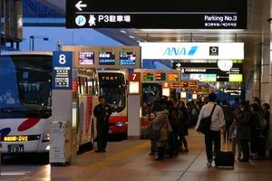 関空への長距離空港バスは乗り換え不要&リーズナブル!!その2【エアポートバスの話】