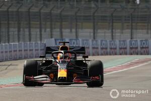 F1ロシアFP3速報:ハミルトンが首位。レッドブル・ホンダのフェルスタッペンは6番手止まり