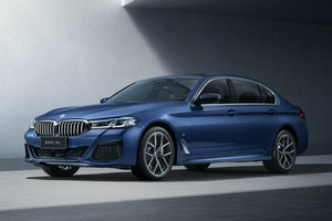 【上級志向の市場へ特化】BMW 5シリーズ 中国市場向けのロングボディ発表 北京モーターショー2020