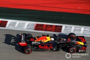 レッドブル・ホンダのマックス・フェルスタッペン、予選での苦戦を覚悟「決勝でのレースペースは良いはず」|F1ロシアGP