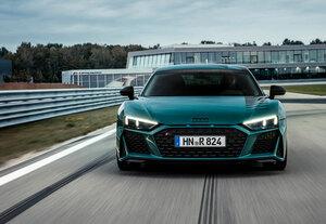 """""""ニュル""""の異名「グリーンヘル」の名を冠した「アウディR8」の限定モデルが登場!"""