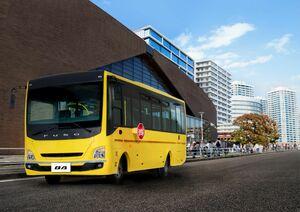 三菱ふそう、インドでUAE向け大型バスの本格生産開始