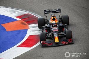 F1ロシアGP予選速報:ハミルトンが今季8度目PP。レッドブル・ホンダのフェルスタッペンが完璧なアタックで2番手フロントロウ獲得!