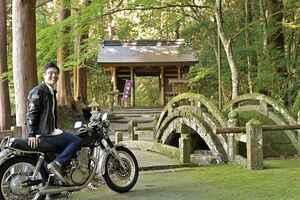 「世界一大きな狛犬」と「モネの池」を目指して岐阜県へ/神社巡拝家・佐々木優太の「神社拝走記」【第16回】