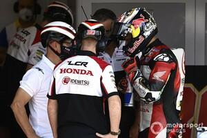【MotoGP】LCRホンダのHRCスタッフに新型コロナ陽性が検出。既に新たな技術者配置済み