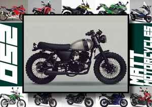 マット モーターサイクルズ「RS-13 250」いま日本で買える最新250ccモデルはコレだ!【最新250cc大図鑑 Vol.053】-2020年版-