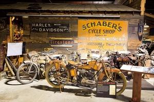 米国モーターサイクルの歴史 二輪博物館『WHEELS THROUGH TIME』に現存する当時の車輌たち