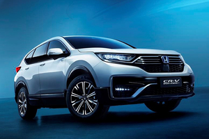 【プラグイン・ハイブリッド登場】ホンダCR-V PHEV 中国で2021年発売へ 北京モーターショー2020