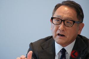 「変革を成し遂げる!」豊田章男会長が自工会の組織改革を発表