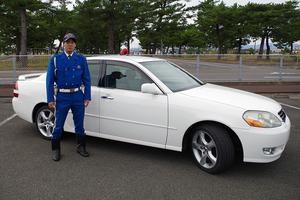 覆面パトカーに見えない!? 約20年運用の宮崎県警 「マークII」が引退へ