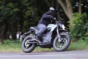 鋭い加速と卓越の走り ゼロモーターサイクルズ「DS」から感じたバイクの未来に対する希望的観測