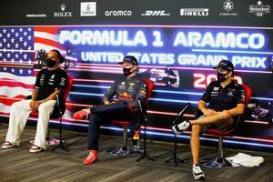 F1第17戦アメリカGP決勝トップ10ドライバーコメント(2)