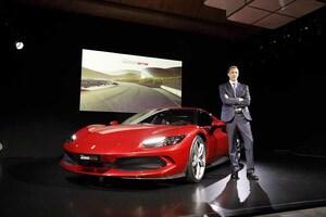 V6+モーターのハイブリッドユニットを搭載! フェラーリ296GTBがジャパンプレミア