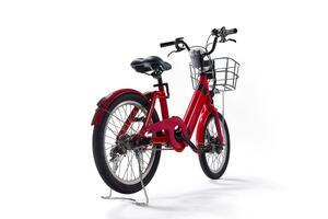 なんと自転車業界に参入⁉︎ ホンダが「シェアサイクル用2電源システム」を開発