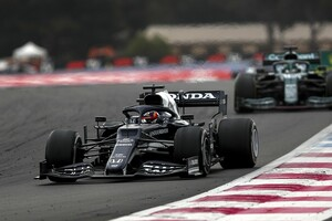 角田裕毅のF1フランスGPは13位「タイヤが完全に終わってしまった」……ポイント獲得のために、予選の改善が急務