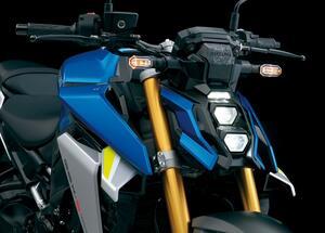 スズキ新型「GSX-S1000」のスタイリングと装備を徹底チェック! 各部と純正アクセサリーパーツを紹介