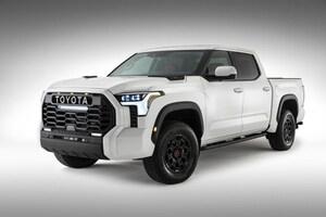 ワイルドだなぁ。トヨタの北米向けトラック「タンドラ」の新型が公開