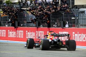 ホンダF1、3連勝。田辺豊治テクニカルディレクター「戦略の成否は最後まで分からない……ものすごい緊張感」|F1フランスGP