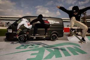 遊び場!?秘密基地!?「ハイエース」をハブにクルマの新しい楽しみ方を提案するトヨタの注目プロジェクト