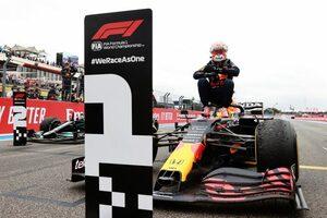 ホンダが今季4勝目で選手権リードを拡大「マシン、ドライバー、戦略すべてがうまく噛み合った結果」と田辺TD/F1第7戦