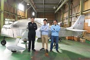「二輪車のようにパーソナルでスポーティな航空機」を開発したい! ヤマハの研究部門がおこなう5%ルールとは