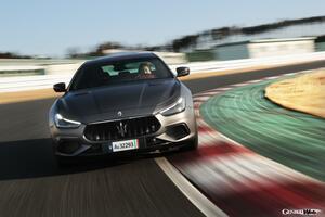 熟成の極みに達した新型マセラティ ギブリに渡辺慎太郎が試乗! 待望の最強V8モデルも登場