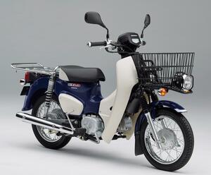 ホンダ「スーパーカブ110プロ」【1分で読める 2021年に新車で購入可能なバイク紹介】
