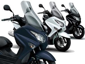 【スズキ】200ccスクーター「バーグマン200」に ABS 仕様車登場! 3/16発売