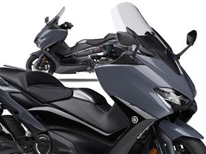 【ヤマハ】「TMAX560 TECH MAX ABS」に新色を採用し2021年モデルとして4/26発売