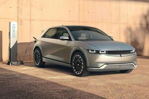 【まるでコンセプトカーそのもの】新型ヒュンダイ・アイオニック5 欧州発表 最新EV