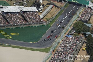 """オーストラリアのF1とMotoGP、2022年に開催時期の""""入れ替え""""がある?"""