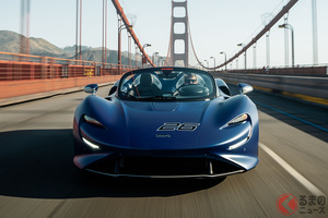 マクラーレン「エルヴァ」で西海岸をドライブ! 究極のドライバーズ・カーの感想は?