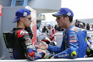"""【MotoGP】拡大路線のMotoGP、レース増加も""""限界""""? クアルタラロ&ミル「これ以上は厳しい」"""
