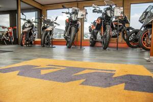 いいおみせ「レースサポートを通じて、群馬県のハードエンデューロ文化を盛り上げたい、KTM群馬」