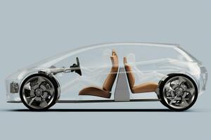 【バッテリーを縦に置く】斬新なEVデザイン公開 効率化とコスト削減に貢献 英スタートアップ