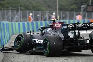 メルセデスF1、2022年のドライバー決定に「ボッタスの多重クラッシュは影響を与えない」