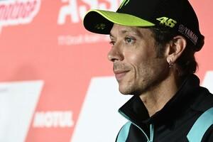 """【速報】2輪ロードレース界の""""伝説""""バレンティーノ・ロッシ、今季限りでの現役引退を発表。世界選手権で9度のタイトル"""